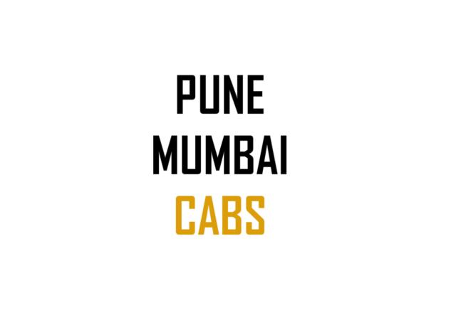Pune mumbai cabs logo